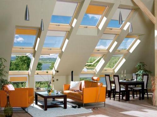 Рото мансардные окна Германия r45-h3